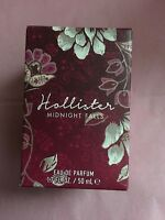 Hollister Midnight Falls Perfume 1.7 Oz / 50 Ml Eau De Parfum Fragrance Le