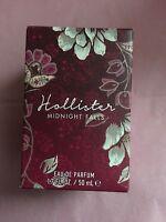 Hollister Midnight Falls Perfume 1.7 Oz / 50 Ml Eau De Parfum Fragrance Le
