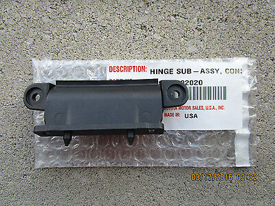 Genuine Toyota 58905-12090-03 Console Compartment Door Assembly
