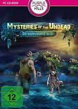 MYSTERIES OF UNDEAD * DIE VERFLUCHTE INSEL * WIMMELBILD-SPIEL   PC CD-ROM