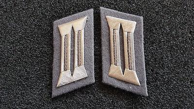 (nva6) Ddr Nva Kragenspiegel Kragenabzeichen Luftverteidigung Mannschaft Aromatischer Geschmack