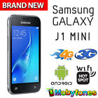 SAMSUNG GALAXY J1 MINI BRAND NEW UNLOCKED 4G ANDROID NEXT G $40 SIM MOBILE PHONE