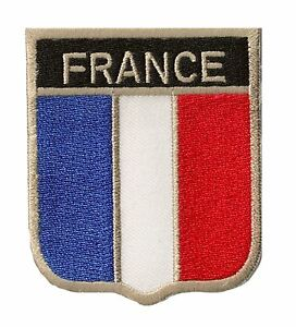 Ecusson-patche-FRANCE-OPEX-blason-equipe-thermocollable-patch-DIY-brode