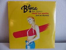 CD SINGLE B-TINA Revoir ton sourire PROMO