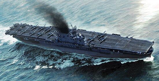 Trumpeter 1 700 USS Enterprise CV-6