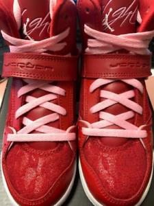 Details about Nike Air Jordan Sneakers Girls Flight 45 PS Basketball Walking Shoes 555335 608