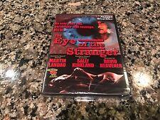 The Eye Of The Stranger New Sealed DVD! Troma 2005 Martin Landau!