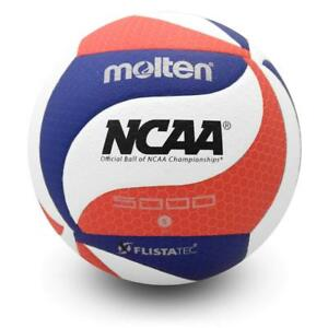 Molten-Flistatec-Indoor-Volleyball-V5M5000-3N-Mens-NCAA-Free-Shipping-in-U-S