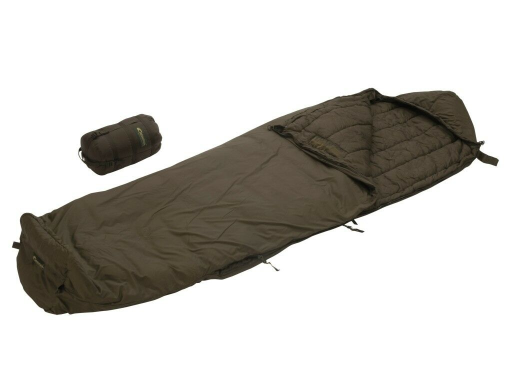 Carinthia Sleeping Bag Tropics Olive Medium Camping Tents Camping Outdoor
