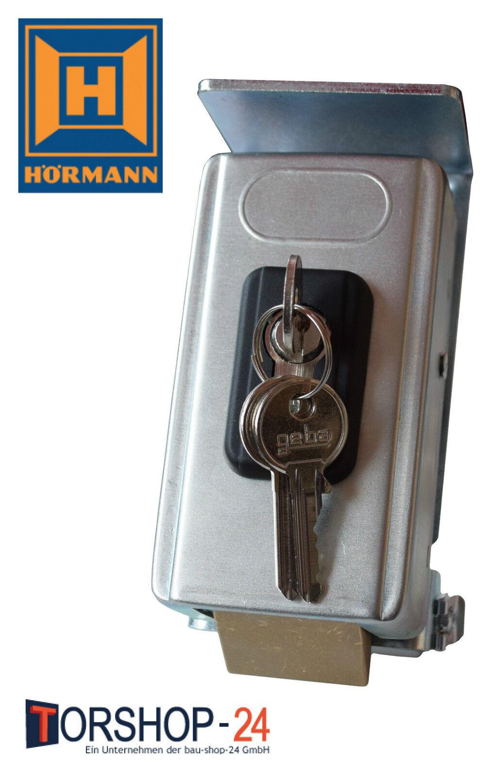 Hörmann Elektroschloss für Bodenverriegelung  RotaMatic Drehtorantrieb 436249