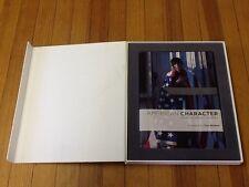 American Character: A Photographic Journey. 1st Ed. -Frwd Tom Brokaw -SlipC-2009