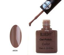 Bluesky 40534 Mud UV LED Gel Soak Off Nail Polish 10ml