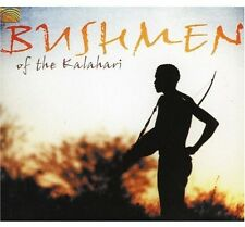Bushmen - Bushmen of Kalahari [New CD]