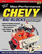 How to Build Max-Performance Chevy Big Blocks on a Budget (SA Design)-ExLibrary