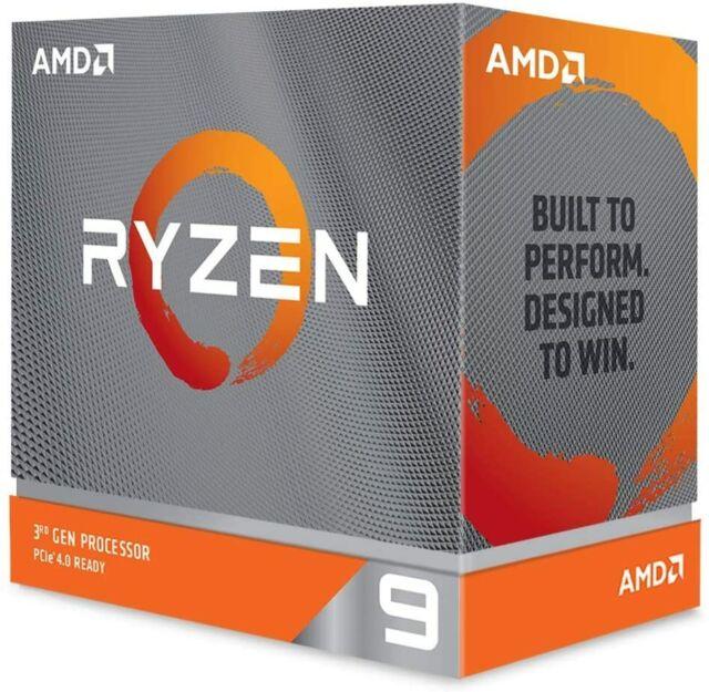 AMD Ryzen 9 3950X - 3.5 GHz - 16 Kerne - 32 Threads