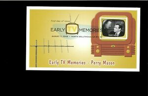 2009-FDC-Early-TV-Memories-Perry-Mas-North-Hollywood-CA