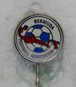 Bermuda Football Association badge