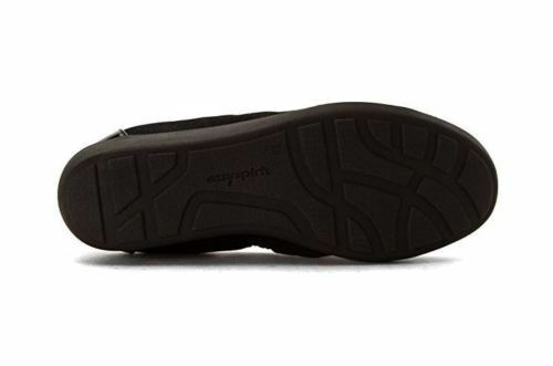 Shoes 5m 740361518706 2 Easy Spirit Black Kable On Women's Slip Flats OxtU6Fq