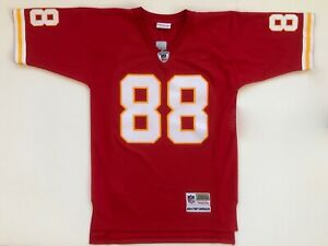 finest selection aef1f 2fa6c Details about Tony Gonzalez Kansas City Chiefs Mitchell & Ness Throwback  Replica Jersey Large