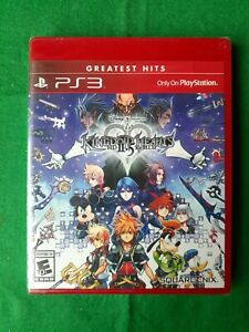Disney Kingdom Hearts HD 2.5 ReMIX Greatest Hits PS3 Game PlayStation 3 Sealed