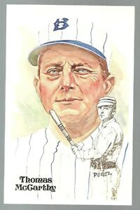 44-THOMAS-McCARTHY-Perez-Steele-Hall-of-Fame-Postcard