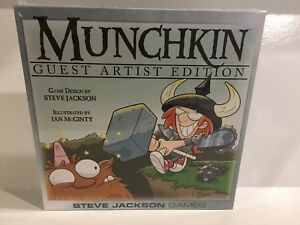 Munchkin-Guest-Artist-Edition-Tabletop-Game