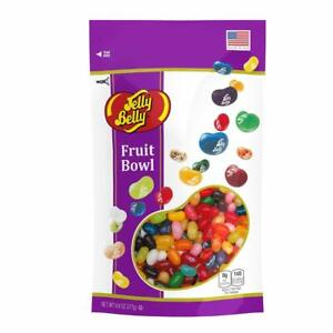 Gourmet-FRUIT-BOWL-Jelly-Belly-Candy-Jelly-Beans-9-8-OZ-Stand-Up-Pouch-Bag