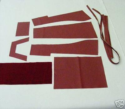 OLD RED JAGUAR MK2 CENTRE CONSOLE KIT