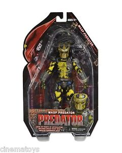 Batman-Dead-End-WASP-PREDATOR-7-1-8in-Action-Figure-NECA-Series-11-RARE