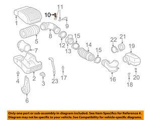 Genuine GM Air Charge Temperature Sensor 12160244  For Ford GM Honda 87-05