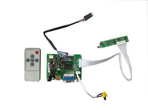 LCD LED Controller Driver Board Kit for LTN156AT05 HDMI+DVI+VGA housing