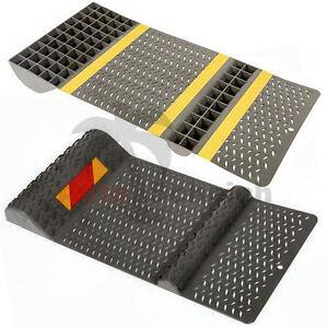 autostopper parkhilfe f r garage einparkhilfe auto parken begrenzung keil klotz ebay. Black Bedroom Furniture Sets. Home Design Ideas