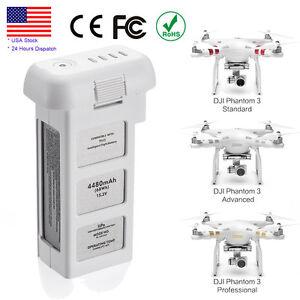 Intelligent-Battery-Replacement-For-DJI-Phantom-3-Drone-Quadcopter-4480mAh-15-2V