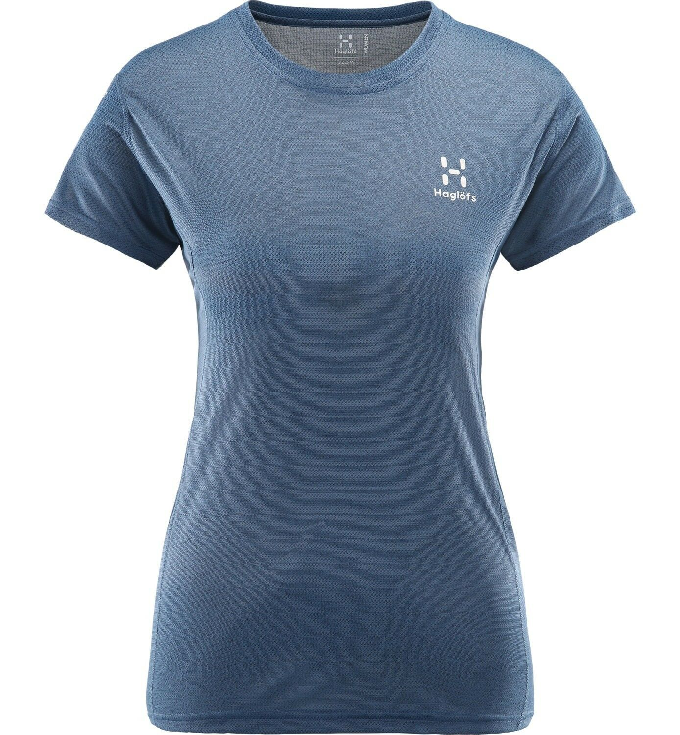 Haglöfs L.I.M Strive T-Shirt Women,  Ultralight Functional Shirt for Ladies  for your style of play at the cheapest prices