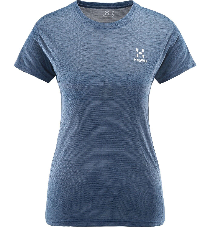 Haglöfs L. I.M.Strive T-Shirt Women's, Ultralight Dress Shirt for Ladies