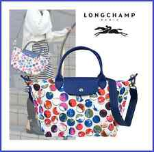 Auth. Longchamp LE PLIAGE NÉO FANTAISIE graphic print (Limited Edition) Size S