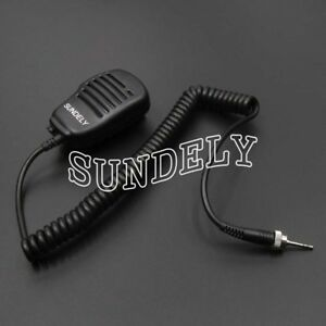 Hand-Held-Shoulder-Mic-with-Speaker-For-Uniden-UH073-UH075-UH076-UH078