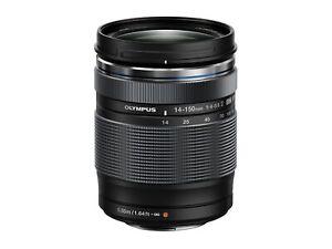 Olympus ED 14-150mm f4.0-5.6 II schwarz