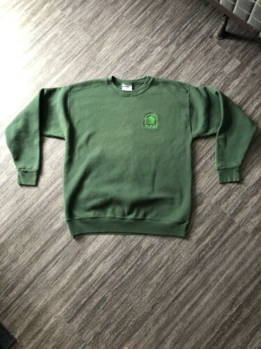 Vintage NYS Parks And Recreation Crew Neck XL