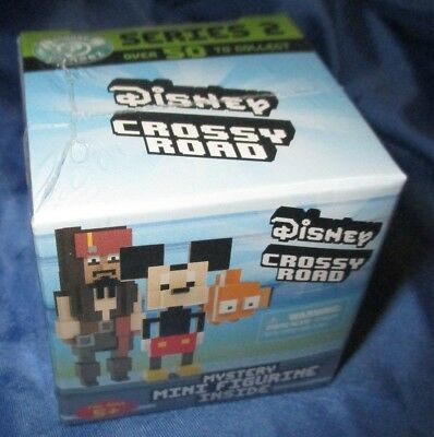 Disney Crossy Road Series 2 Sealed Blind Box Figure Moose