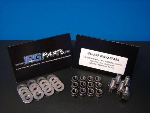 ARP Valve Cover Nuts /& Bolts Kit Honda Civic Si B16 Acura Integra GSR B18C