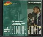 The Complete Fire & Enjoy Recordings [Box] [Box] by Elmore James (CD, Mar-2006, 3 Discs, Collectables)