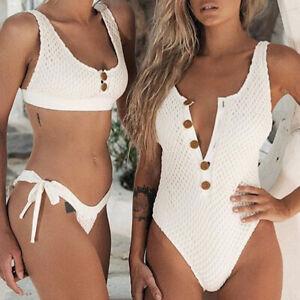 37e73b8b25b63 Image is loading Womens-One-Piece-Ladies-Swimming-Tummy-Control-Costume-