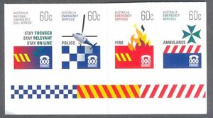 FidèLe Australie-services D'urgence Neuf Sans Charnière Auto-ad (3445-8) 2010-gency Services Mnh Self-ad (3445-8) 2010fr-fr Afficher Le Titre D'origine