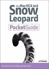 Mac OS X 10.6 Snow Leopard Pocket Guide
