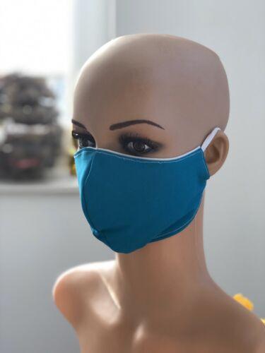PES Schutz Viren 60°C+ waschbar hochwertig Nase-Mund Versand kostenlos