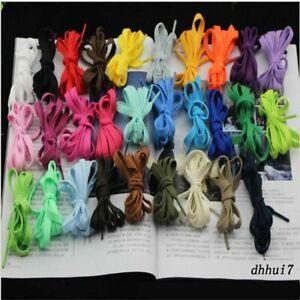 Athletic-laces-Sneakers-Strings-Sport-Shoe-Pair-1-Flat-Shoelaces-Shoelace