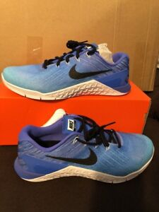 4e508f5c4ed95 New Nike Womens Metcon 3 Fade Crossfit Trainer Shoes 902175-400 ...