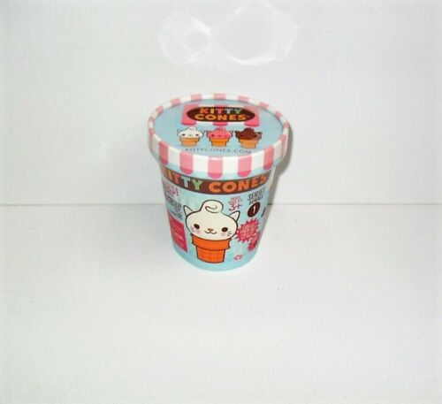 KITTY CONES SERIES 1 ERASERS BLIND NEW SEALED