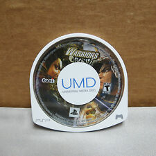 Warriors Orochi (Sony PSP, 2008) Video Game UMD Disc